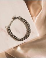 London Bracelet Silver