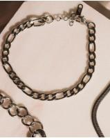 Jade Bracelet Silver