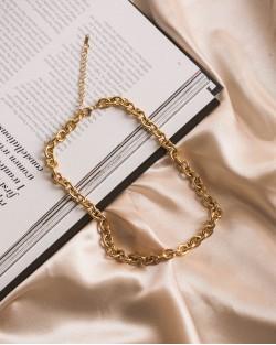 Alexa Necklace Gold