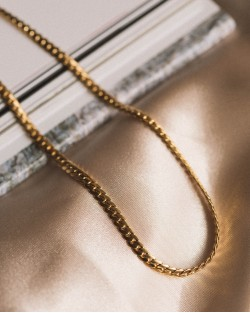 Ariana Necklace Gold