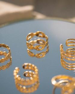 Alexa Ring Gold