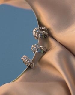 Alexa Ring Silver