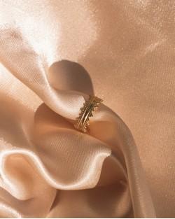 Crown Ring Gold
